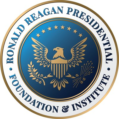 The Ronald Reagan Presidential Foundation and Institute logo