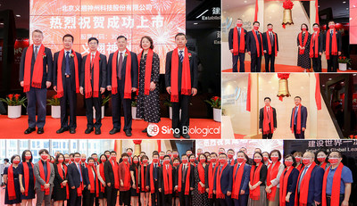 El Dr. Liangzhi Xie en la ceremonia de cotización